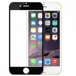 Folie de protectie sticla securizata Full Face pentru Apple iPhone 7 Plus negru