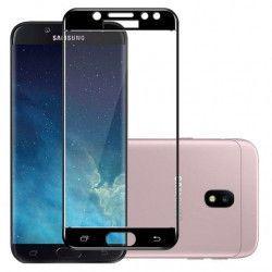 Folie de protectie sticla securizata Full Face pentru Samsung Galaxy J5 2017 / J530 negru