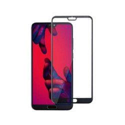 Folie de sticla 3D Full Cover Huawei P20 Pro-BLACK Folii Protectie