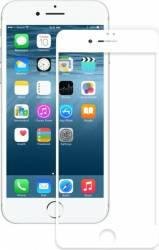 Folie Eiger Sticla 3D Edge to Edge iPhone 8 Plus - 7 Plus Clear White