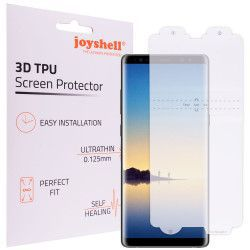 Folie Huawei P30 Pro AntiShock din silicon Full Cover 3D - Transparent