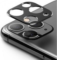 Folie protectie camera foto Ringke iPhone 11 Pro  iPhone 11 Pro Max Negru Folii Protectie