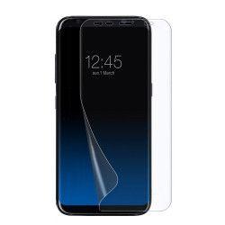 Folie protectie ecran Samsung Galaxy Note 8 TPU Perfect Fit Ce acopera tot ecranul Transparent