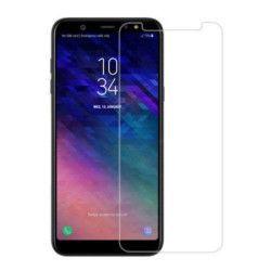 Folie protectie sticla Gema pentru Samsung Galaxy A6 Plus 2018 transparenta