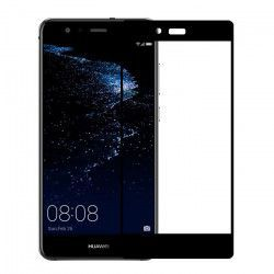 Folie protectie sticla securizata Huawei P10 Lite Black