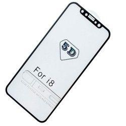 Folie protectie tempered Glass 3d Zik pentru Iphone X negru