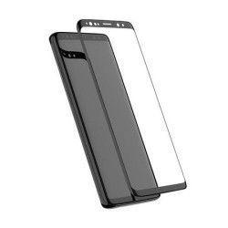 Folie Sticla 3D Samsung Galaxy S9 plus Black Folii Protectie