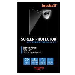 Folie Sticla Apple iPhone 8 cu margini silicon Protectie Ecran Full Screen Adhesive 3D Joyshell transparenta