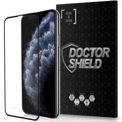 Folie Sticla Dr.Shield Apple iPhone 11 Pro Max Protectie Profesioanala Ecran 3D Full Cover- Negru Folii Protectie