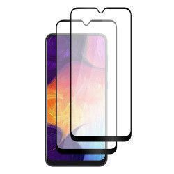 Folie Sticla Dr.Shield Samsung Galaxy A20 Set 2 Bucati Protectie Profesioanala Ecran 3D Full Cover- Negru