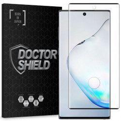Folie Sticla Dr.Shield Samsung Galaxy Note 10 Protectie Profesioanala Ecran 3D Full Cover- Negru