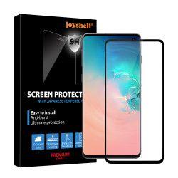 Folie Sticla Samsung Galaxy S10e Protectie Ecran Full Cover 3D Joyshell - Negru