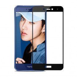 Folie sticla securizata 5D Full Glue pentru Huawei P9 Lite 2017 Negru
