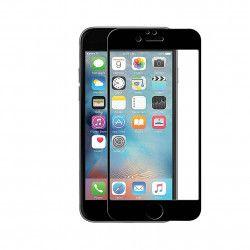 Folie sticla securizata 5D Full Glue pentru iPhone 7 Plus Negru