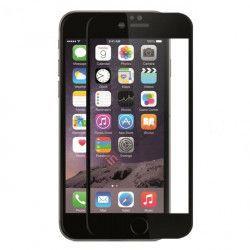 Folie sticla securizata Full Glue 5D pentru iPhone 6 / 6S Negru