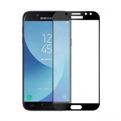 Folie sticla securizata Full Glue 5D pentru Samsung Galaxy J7 2017 Negru