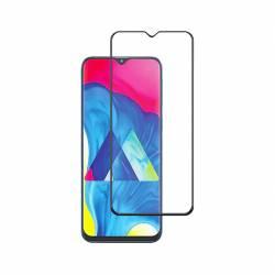 Folie protectie pentru Samsung Galaxy M10 din sticla securizata 3D curbata negru