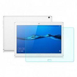 Folie protectie transparenta Case friendly 4smarts Second Glass Huawei MediaPad M3 Lite 10.1 inch