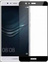 Folie sticla Acopera tot ecranul Huawei P10 Lite Negru