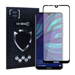 Folie Sticla Dr.Shield Huawei Y7 2019 Protectie Ecran 3D Full Cover- Negru