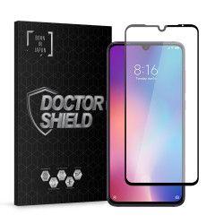 Folie Sticla Dr.Shield Xiaomi MI 9 Protectie Ecran 3D Full Cover- Negru