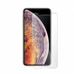 Folie sticla transparenta Case friendly Spigen GLAS.tR SLIM iPhone 11 Pro Max Folii Protectie