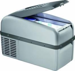 Frigider auto portabil Waeco CoolFreeze CF 16 cu compresor afisaj digital 15L 12-24V DC 100-240V AC Lazi Frigorifice Auto