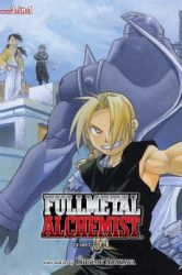 Fullmetal Alchemist 3-In-1 Edition Vol. 3 Carti