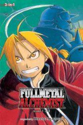 Fullmetal Alchemist 3-In-1 Volume 1 Carti