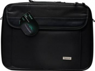 Geanta Laptop Spacer Fritz 16 Black