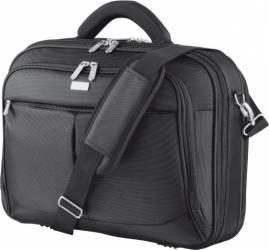 Geanta Laptop Sydney Carry Bag 16 Neagra