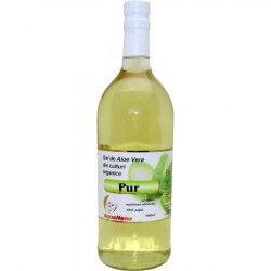 Gel Organic de Aloe Vera Pur 1L Aghoras