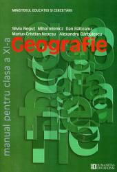 Geografie. Manual pentru clasa a-XI-a Carti