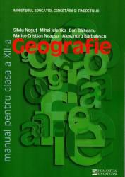 Geografie. Manual pentru clasa a XII -a Carti