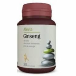 Ginseng Alevia 30cpr