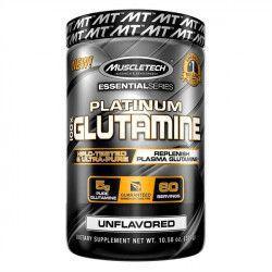 Glutamina micronizata Muscletech 300g 60 serviri Vitamine si Suplimente nutritive