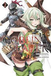 Goblin Slayer Vol. 2 Light Novel Carti