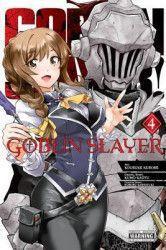 Goblin Slayer Vol. 4 Manga Carti