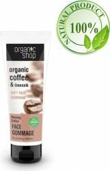 Gomaj Organic Shop bland pentru ten cu cafea Morning Coffee 75 ml Masti, exfoliant, tonice