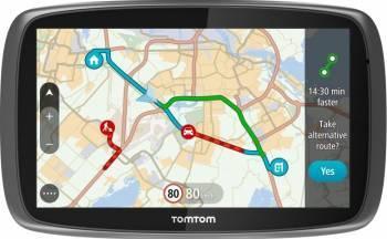 GPS Tom Tom GO 6100 World diagonala 6 Sim inclus Resigilat Navigatie GPS