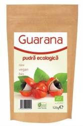 Guarana Pulbere Bio Raw Obio 125gr