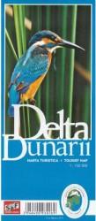 Harta Delta Dunarii Harti