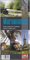 Harta judetului Maramures Harti