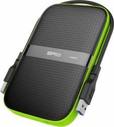 HDD Extern Silicon Power Armor A60 1TB USB 3.0 2.5inch Negru-Verde