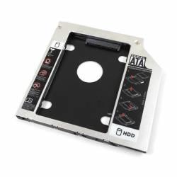 Hdd caddy adaptor unitate optica la hard disk Asus N61VF Accesorii Diverse