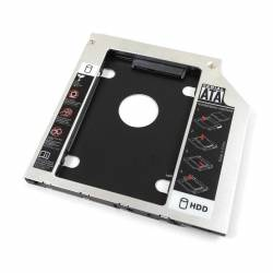 Hdd caddy adaptor unitate optica la hard disk Asus X75VD Accesorii Diverse