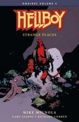 Hellboy Omnibus Volume 2 Strange Places