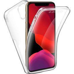 Husa 360 Grade Full Cover Upzz Case Silicon iPhone 11 Pro Transparenta Huse Telefoane