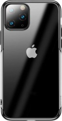 Husa Baseus Silicon Shining Apple iPhone 11 Pro Black Huse Telefoane