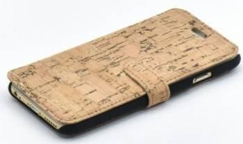 Husa Book Tellur iPhone 6 6S Cork